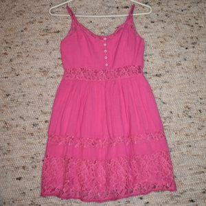☀️Abercrombie Kids Summer Dress (M)